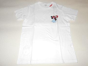 UNIQLO マリオカートフレンドシップ 半袖Tシャツ ホワイト 150