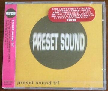 (2CD)Preset Sound trf[限定生産盤,新品未開封品]☆