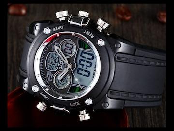 デジタル腕時計 新品★5 1 高級 最新モデル カジュアル オリス
