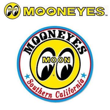 【送料無料】ムーンアイズ ステッカー MOONEYES/Sカリフォルニア