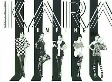 【KARA★4th mini album JUMPING】美品♪