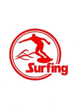 サーフィン カッティングステッカー 6
