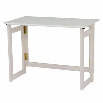 折りたたみテーブル(ホワイトウォッシュ) VT-7810WS