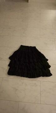 ブラックピースナウ☆スカート☆