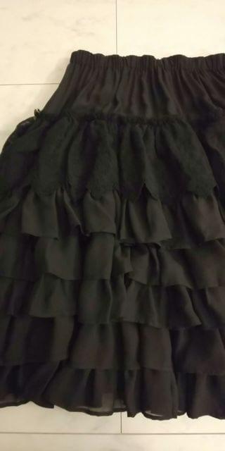 ブラックピースナウ☆スカート☆ < ブランドの