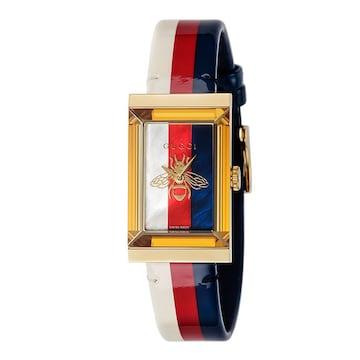 GUCCI 腕時計 レディース YA147409 クォーツ