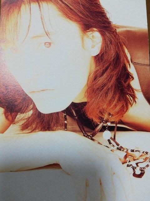 宇都宮隆 ウツ 美麗ポストカード TM NET WORK  < タレントグッズの