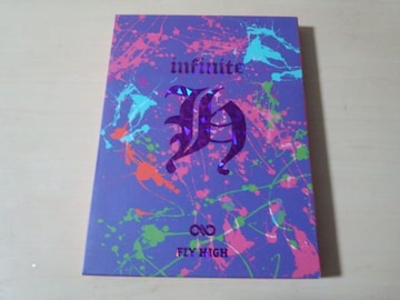 Infinite H CD「Fly High」インフィニット・エイチ韓国K-POP●