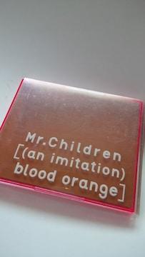 Mr.Children初回限定盤DVD付an imitation blood orange