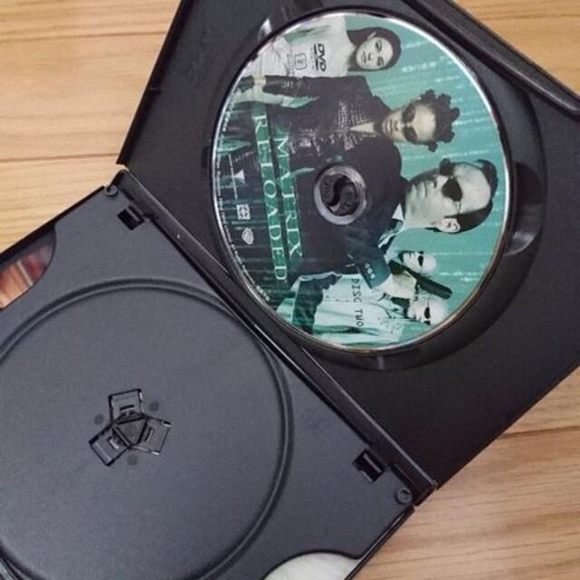 MATRIXRELOAFEDマトリックスリローデッド キアヌリーブス 映画 DVD < CD/DVD/ビデオの