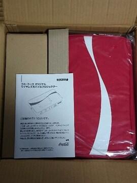 当選品□コカ・コーラ TOKYO 2020 ワイヤレスモバイルプロジェクター□非売品