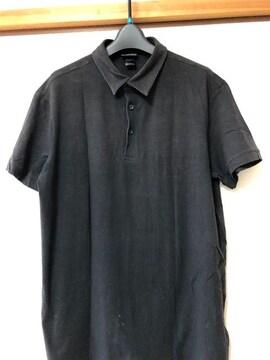 H&M 黒シャツ Lサイズ らくらく定額便180