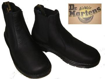 ドクターマーチン新品チェルシー サイドゴア ブーツ16602001uk6