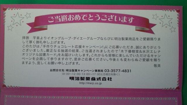 〓木下優樹菜&水沢エレナ500円分×2枚組抽プレ図書カード < タレントグッズの