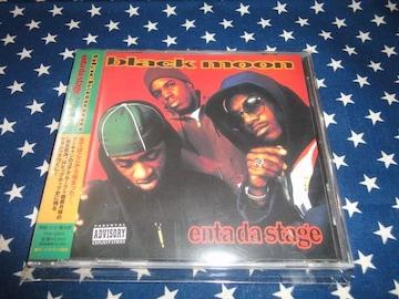 BLACK MOON『ENTA DA STAGE』国内盤美品 (BOOT CAMP CLIK)