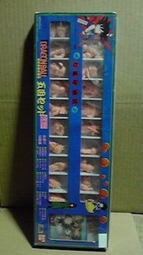 ドラゴンボール・五目セット(消しゴム人形)昭和玩具品。
