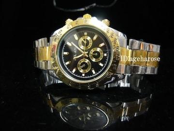 新品 定形外可能 腕時計 コンビ/デイトナ好きに