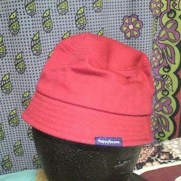 キッズ赤 帽子・ハット 48�p