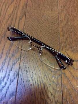 GUCCI グッチ メガネ 縁なし gg8554J 度あり 日本製 チタン