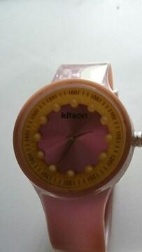 kitsonレディース腕時計