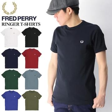 フレッドペリー メンズTシャツ 新品正規