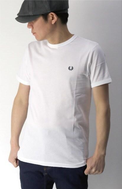 フレッドペリー メンズTシャツ 新品正規 < ブランドの