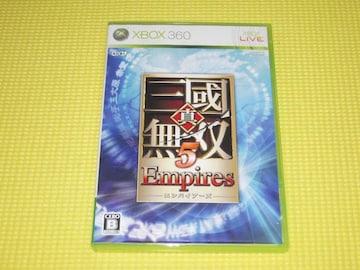 xbox360★即決★真 三國無双 5 Empires★箱説付★アクション