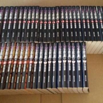 ジョジョの奇妙な冒険 文庫版 全50巻 全巻 荒木飛呂彦