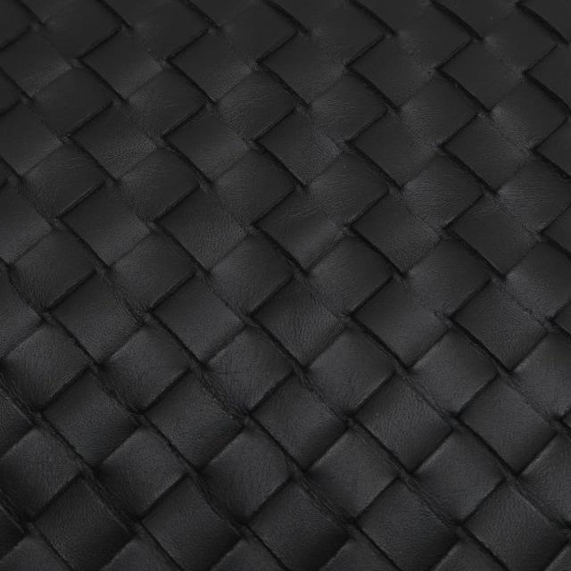 新品本物◆ボッテガヴェネタ【人気】ショルダーバッグ(黒レザー < ブランドの
