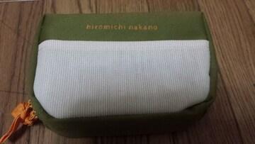 超激安 正規品 未使用 hiromichi   nakano  オリジナルポーチ