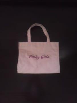 Pinky GirIS(ピンキーガールズ)トートバッグ