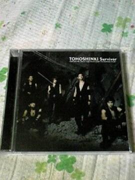 CD+DVD東方神起 Survivor 国内盤