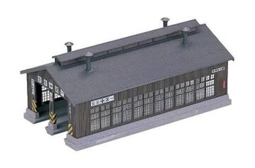 KATO Nゲージ 木造機関庫 23-225 鉄道模型用品