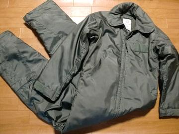 アメリカ軍 87年 CWU64P アラミド フライトスーツ M
