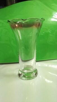 レア  吹きガラスのパアフエグラス