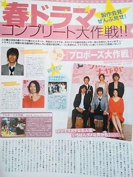 山下智久★2007年4/30号★oricon style