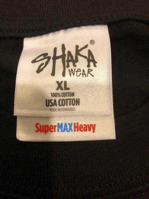 LA直輸入 CALIFORNIA DREAM 黒 ブラック  sizeXL  厚手K1 < 男性ファッションの