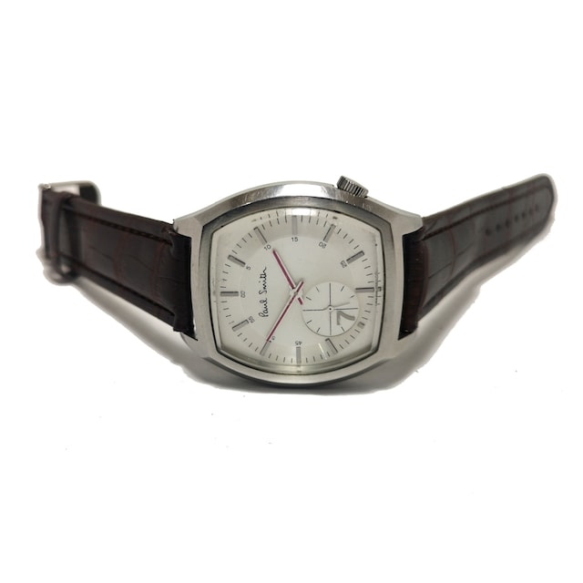 極レア 1スタ★ポールスミス【約4万】廃盤 メンズ 腕時計
