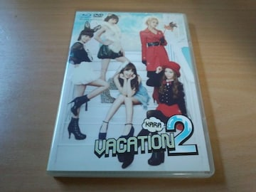 DVD「KARA VACATION 2」Blu-ray 韓国●