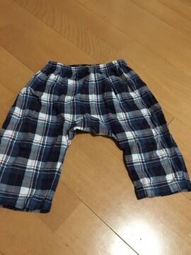 無印良品   男の子用パンツ  90cm  夏物