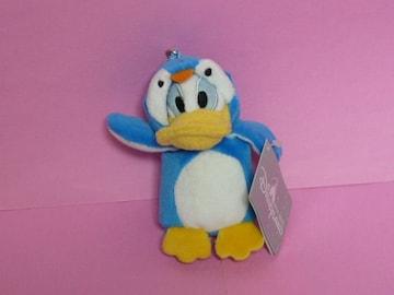 香港DL ペンギン ドナルド ぬいぐるみキーチェーン