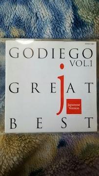 ゴダイゴ Great Best Vol.1 ベスト