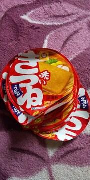 マルちゃん☆赤いきつねバーコード20枚